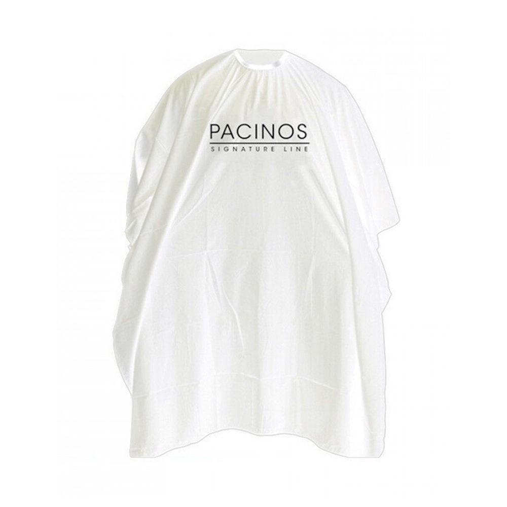 White Barber Cape di Pacinos Signature Line
