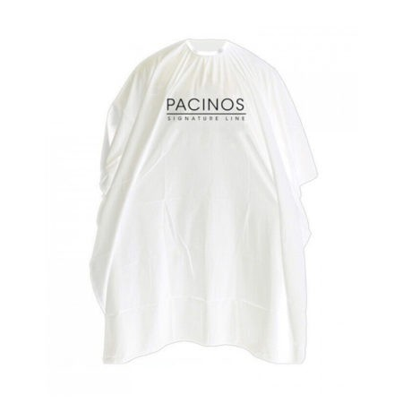 White Barber Cape di Pacinos Signature Line