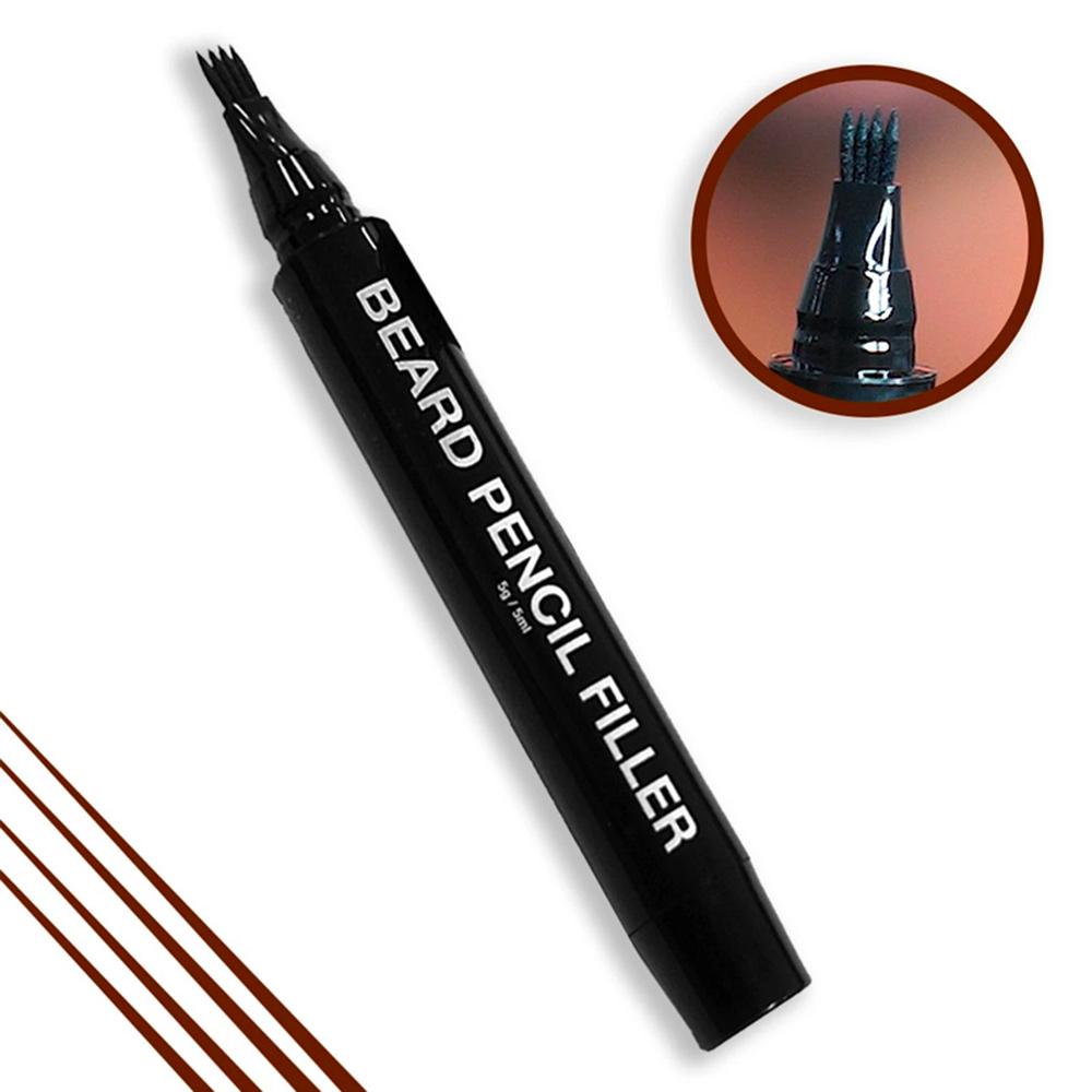 Beard Filler Pencil Dark Brown