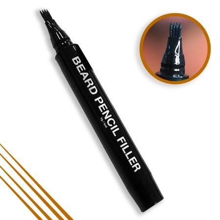 Beard Filler Pencil Light Brown